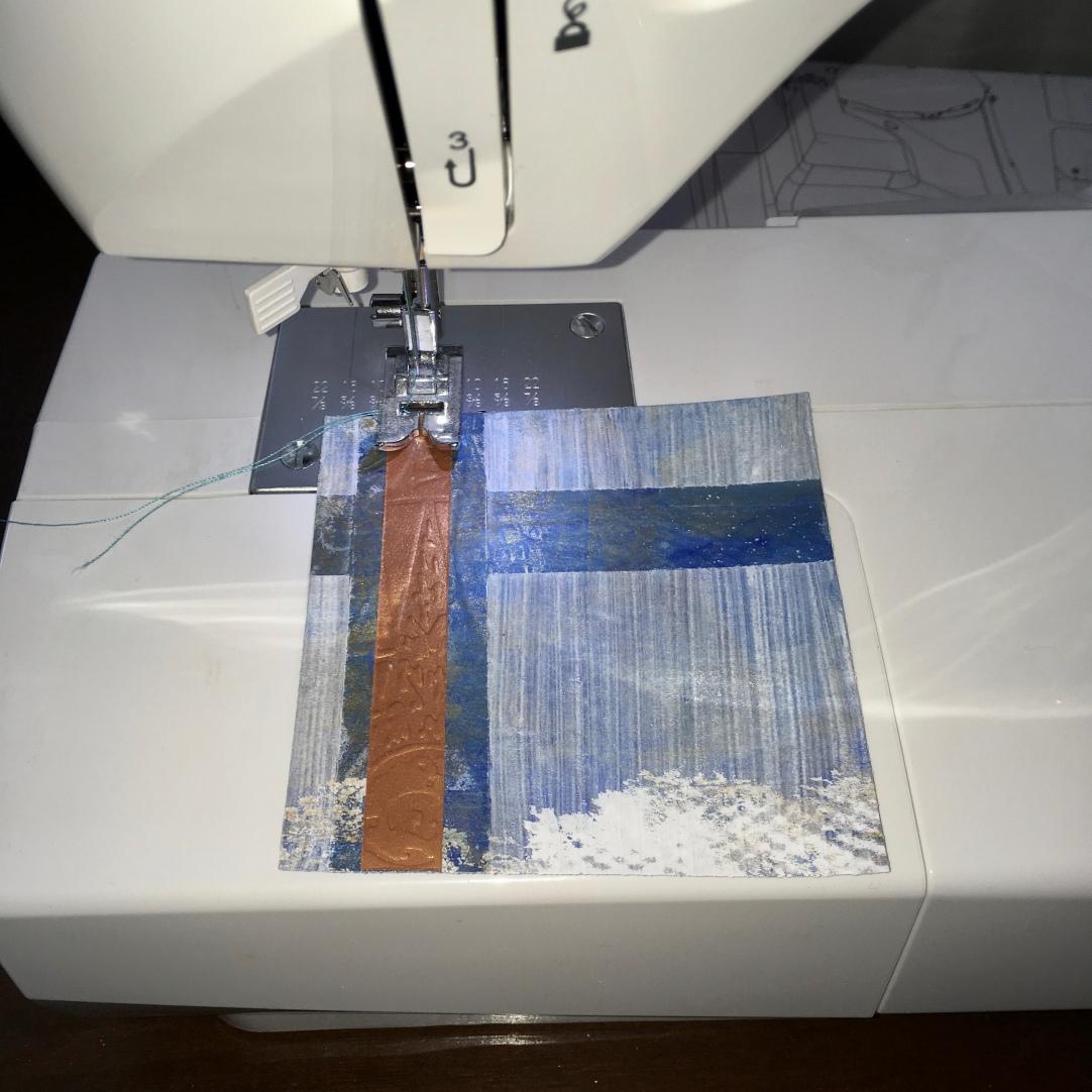 My new sewing machine!